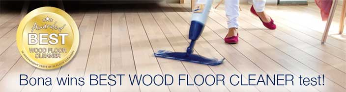 Produits Bona - Best wood floor cleaner